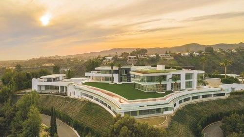 Conacul The One din California, cea mai scumpă proprietate scoasă la vânzare