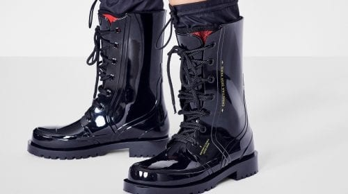 DIORCAMP LOW BOOT