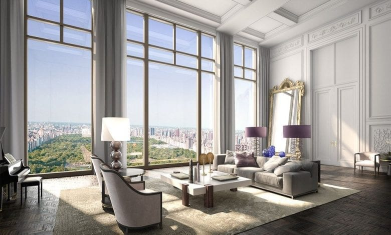Tranzacție în Manhattan: Un apartament vândut cu 55,5 milioane de dolari