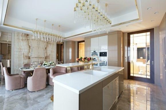 Soluții pentru un dining room exclusivist
