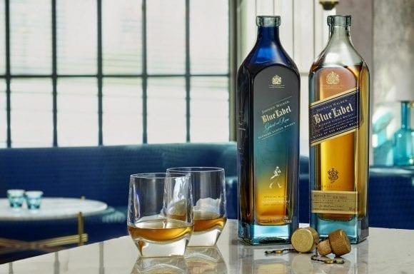 """Johnnie Walker lansează două whisky-uri din seria """"Ghost"""" în ediție limitată"""