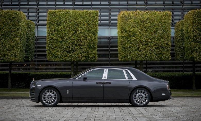 Rolls-Royce Horology Phantom, un omagiu pentru industria orologeriei