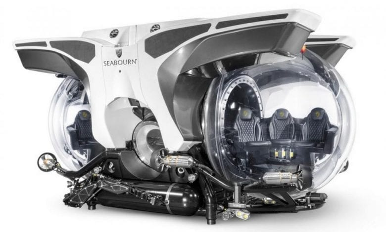 Aventuri de lux cu submarinul personal