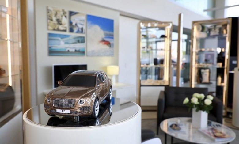 Bentley sărbătorește 100 de ani cu un eveniment special