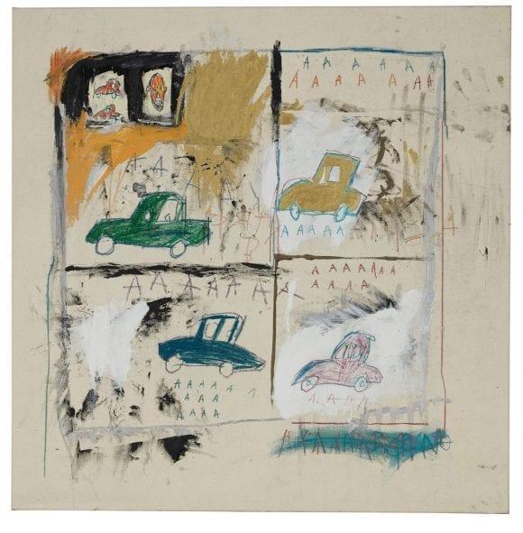 Opere de Andy Warhol și Basquiat, la licitație în China