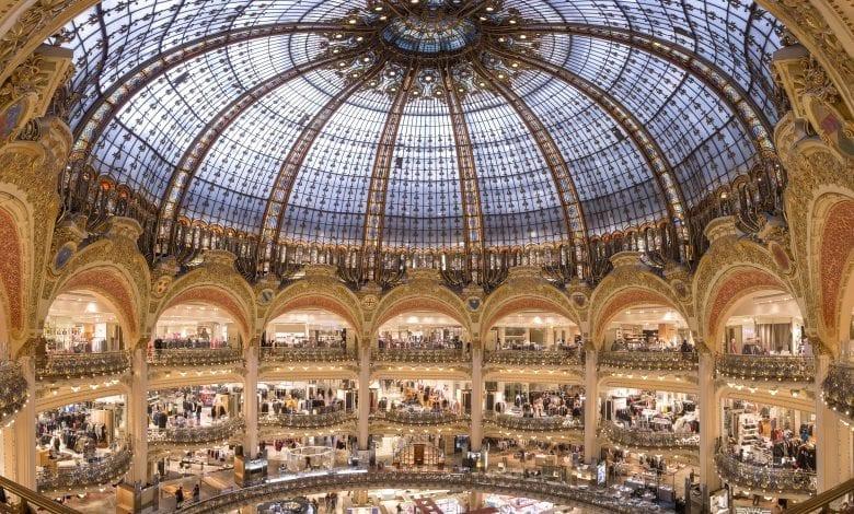 5 locații de shopping terapeutice