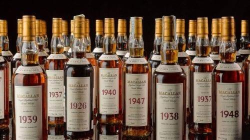 Whisky-ul rar rămâne activul de lux cu cea mai bună performanță