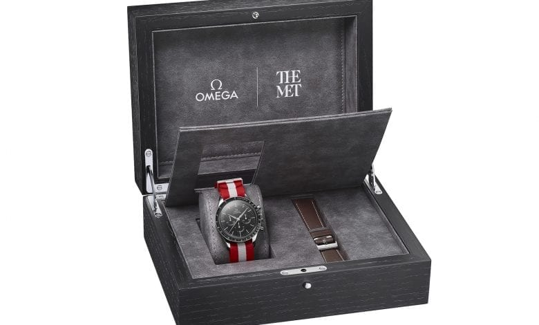 "Omega – Speedmaster ""First Omega in Space"" Met Edition"