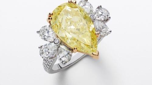 Chopard Haute Joaillerie – Diamante galbene în lumina reflectoarelor