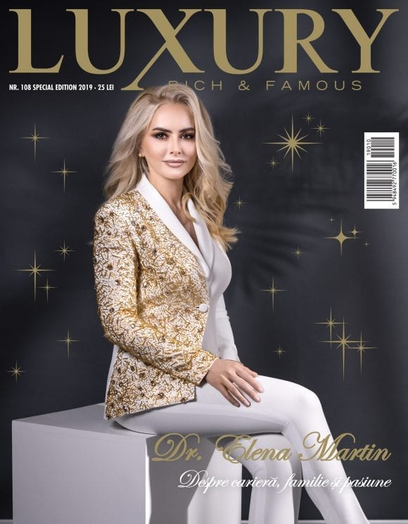 Luxury 108 – Dr. Elena Martin