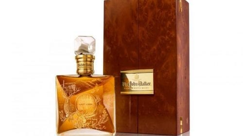 The John Walker, colecție exclusivistă de 330 de sticle de Scotch whisky