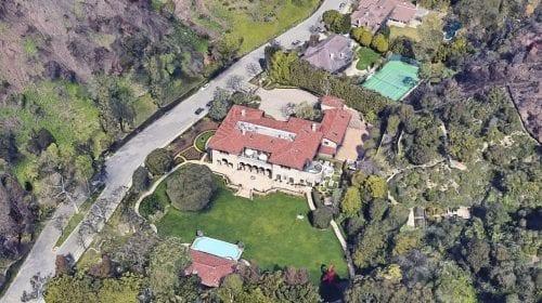 Ambasadorul SUA în Danemarca a vândut o vilă de 19,5 milioane dolari în Bel Air