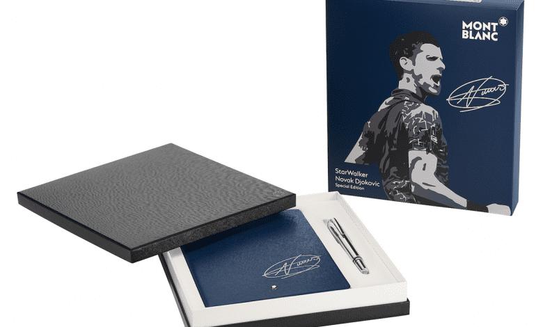 Montblanc și Fundația Novak Djokovic colaborează pentru ediția specială StarWalker