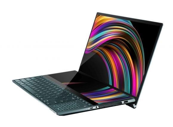 ASUS ZenBook Pro Duo UX581, laptopul pentru profesioniști premiat la Gala Luxury 2019