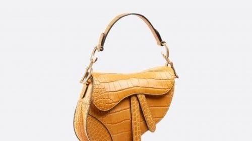 Dior, Mini Saddle Bag