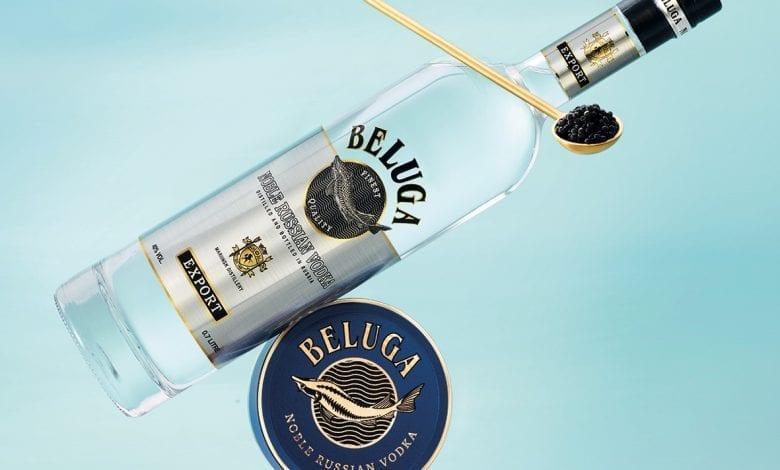 Beluga Noble – vodka nobilă, clasicul de neînlocuit