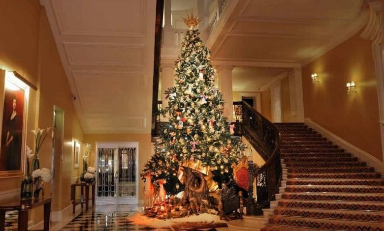 Louis Vuitton- accesorii perfecte sub bradul de Crăciun