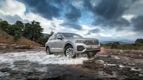 Noul Touareg: expresia Volkswagen cu design dinamic și inovație într-un SUV premium