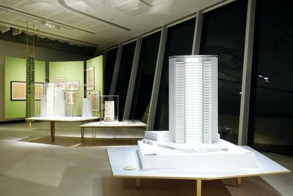 VIDEO. Expoziție dedicată arhitectului de geniu Gio Ponti, un motor al industriei de design din Italia