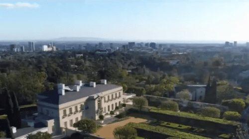 Record în LA: Un palat s-a vândut cu 150 milioane de dolari
