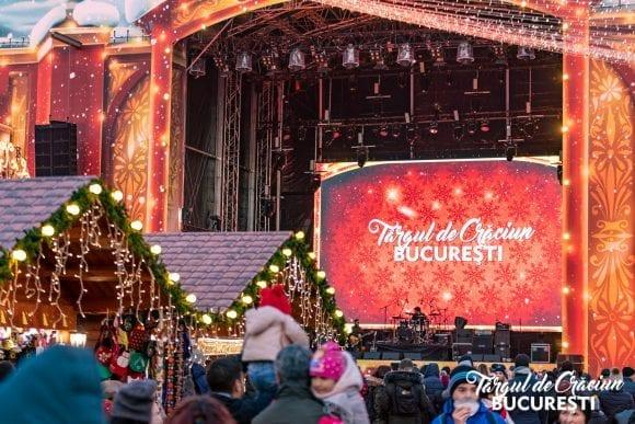 Recomandare: Bucharest Christmas Market în Piața Constituției