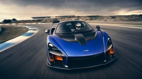 McLaren va lansa o super-mașină cu motorizare hibridă