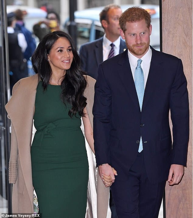 Harry și Meghan