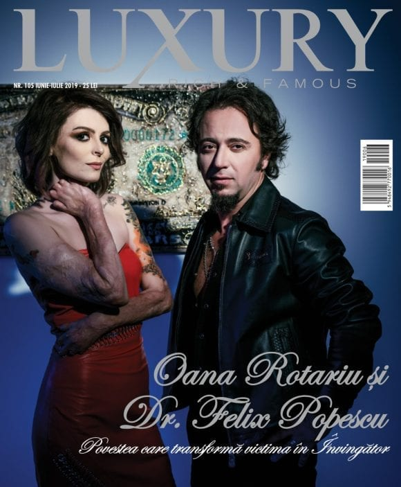 LUXURY magazine nr. 105