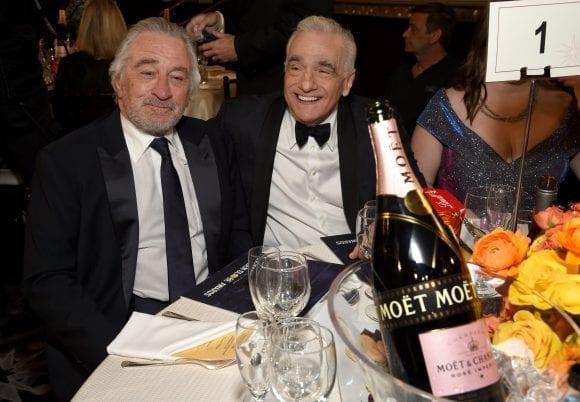 Moët & Chandon, brandul oficial de șampanie la Globurile de Aur