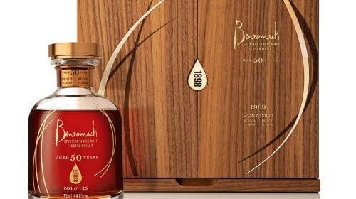 Distileria Benromach dezvăluie un whisky single malt de 50 de ani