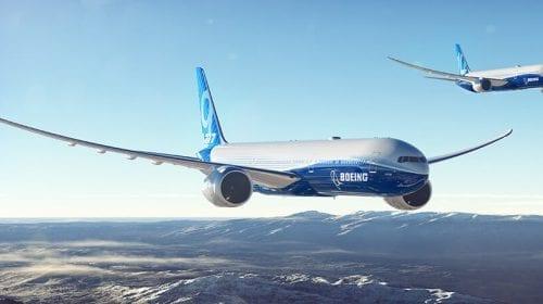 Boeing realizează primul zbor cu 777X