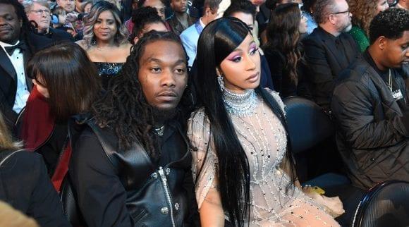 Cardi B a purtat un colier de 5 milioane de dolari la Grammys