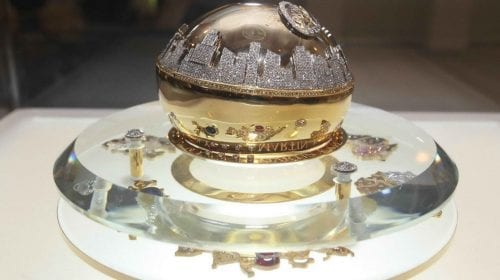 DKNY a creat parfumul exclusivist de 1 milion de dolari
