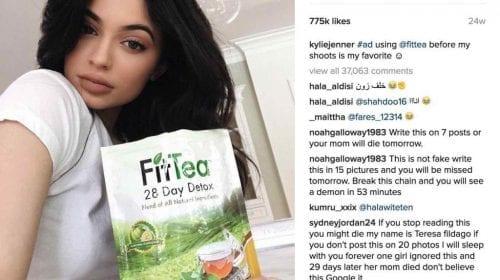 Top 10 cel mai bine plătiți influenceri pe Instagram