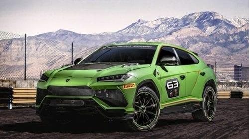 Lamborghini pregătește un Urus hibrid