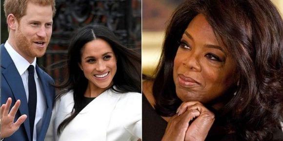 Oprah Winfrey susține 100% decizia cuplului Meghan-Harry de a duce o viață obișnuită