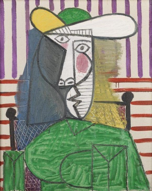 Ce se întâmplă cu o pictură a lui Picasso sfâșiată de un vizitator al muzeului Tate