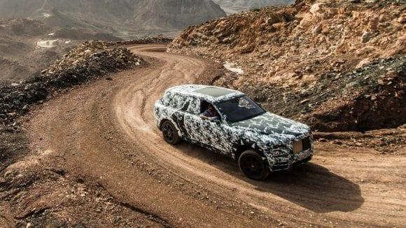 Rolls Royce, record de vânzări în 2019 conduse de modelul Cullinan
