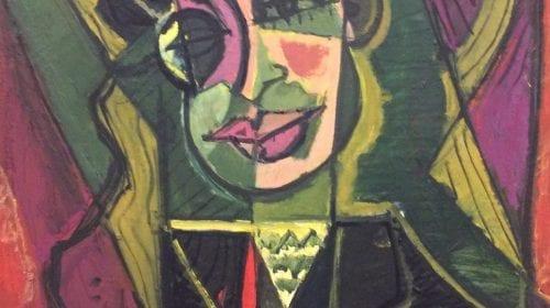 Recomandare: Aventura portretului poetului Tristan Tzara la Muzeul Național de Artă al României