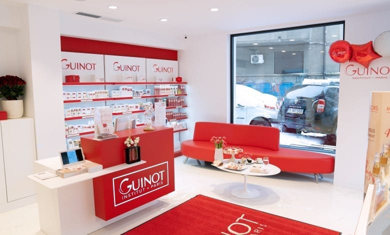 Primul institut Guinot din România a fost deschis oficial în București