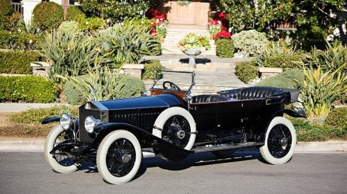 Un Rolls-Royce Silver Ghost s-ar putea vinde cu 3,5 milioane de dolari