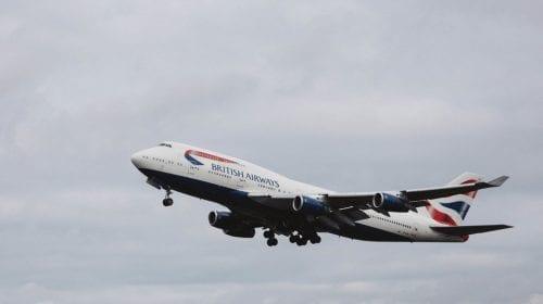 British Airways, cea mai rapidă cursă pe ruta New York-Londra