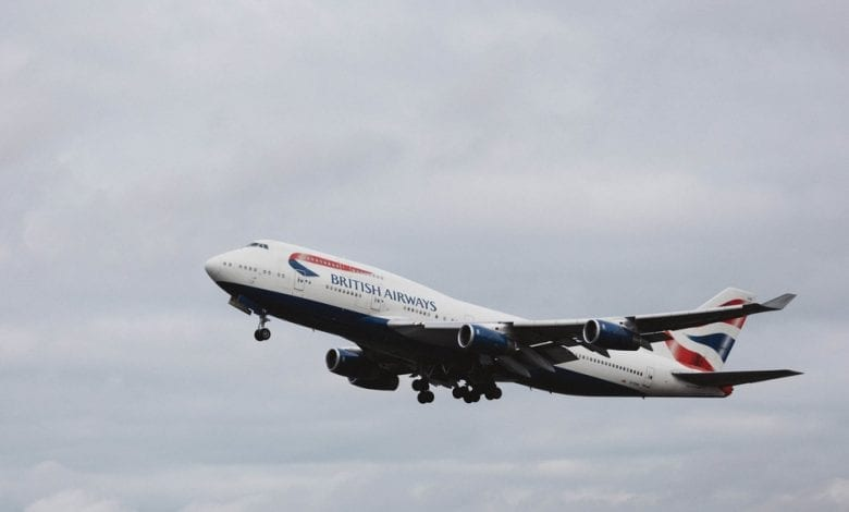 British Airways, cea mai rapidă cursă pe ruta New York-Londra