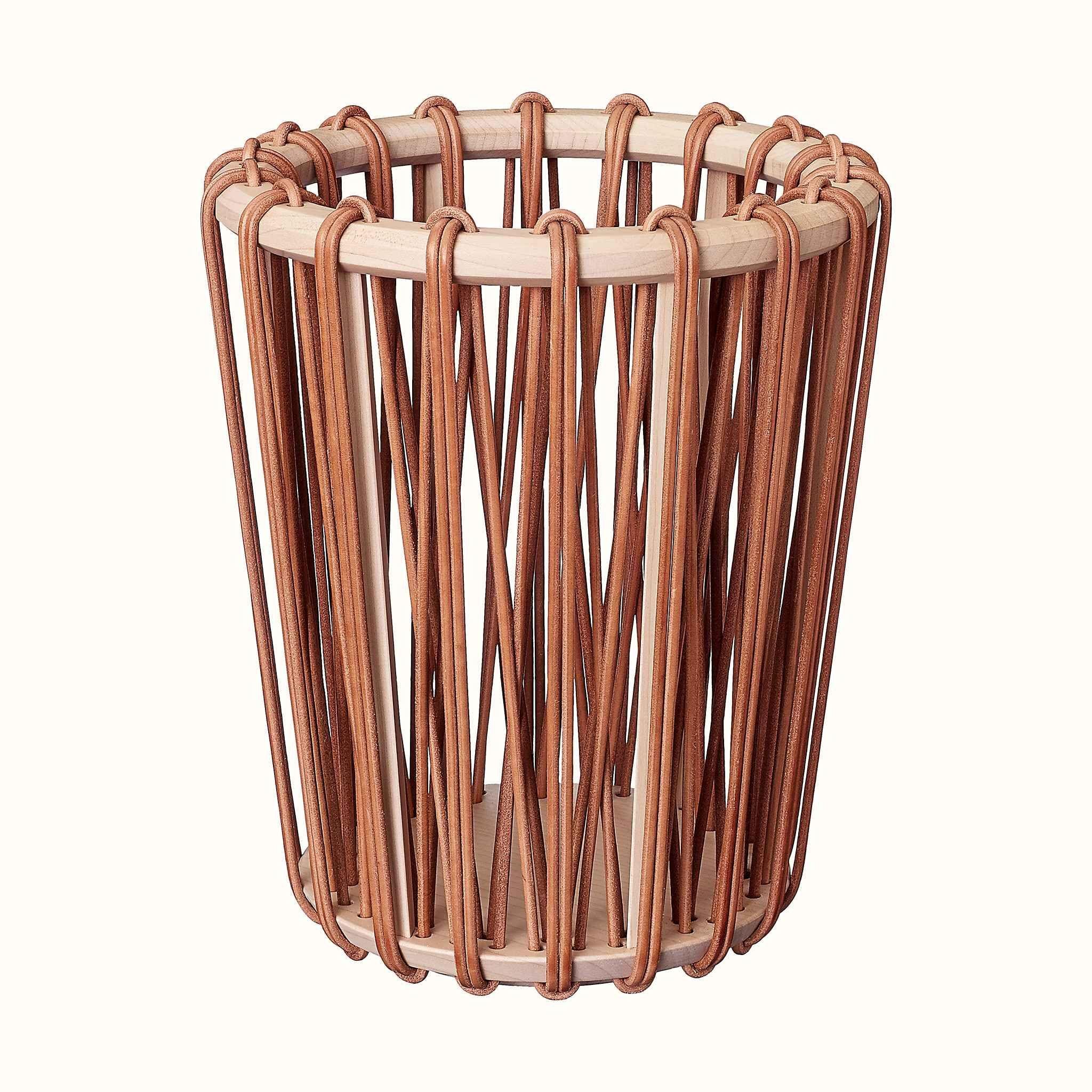 hermes-waste-basket
