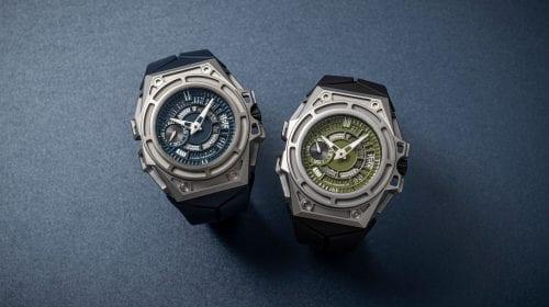 Linde Werdelin lansează două ceasuri la 11.000 de dolari