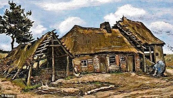 O pictură semnată Van Gogh a ajuns să valoreze 16,8 milioane de dolari, de la 5 dolari