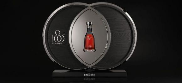 Dalmore celebrează 180 de ani de istorie cu o colecție rară de whisky