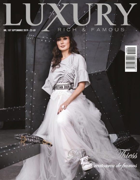 LUXURY magazine nr. 107