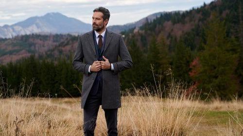Cum rămân bărbații eleganți chiar și la temperaturi cu minus, cu Sarto