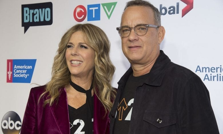 Actorul Tom Hanks și soția, victimele coronavirus în Australia